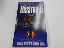 The Destroyer #60- The End Of The Game  by Warren Murphy(1985,USA) 1st- Signet