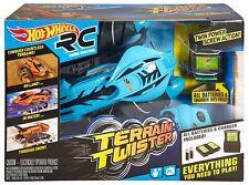 Hot Wheels Rc Terrain Twister, Blue ~Brand New~