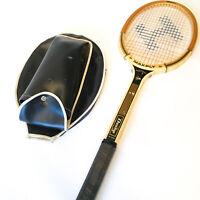 Dunlop Maxply Austral Wooden Tennis Racket Racquet Vintage 70s Wood Rod Laver