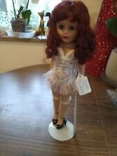 Stunning Redhead Htf Tonner Toni Effanbee Reproduction Doll About 13""