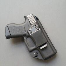 Made for Glock 43 - IWB Adjustable Kydex Holster-