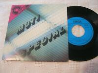 "7"" Single Moti Special  She's a Heartbreaker Vinyl Amiga Quartett DDR 5 56 127"