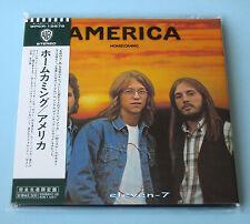 AMERICA Homecoming JAPAN mini LP CD FOC brand new & still sealed
