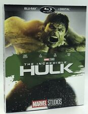 THE INCREDIBLE HULK(BLU-RAY+DIGITAL)W/SLIPCOVER NEW UNOPENED