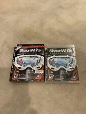 Shaun White Snowboarding PlayStation 3 PS3 Target Sealed