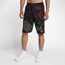 Nike Air Pivot N7 Shorts  Black Multi-color Large 853978 New V2 V3
