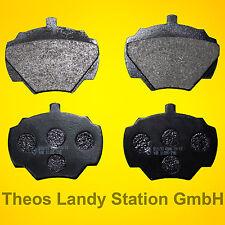Defender 90 TD5 Bremsbeläge Bremsklötze hinten / Hinterachse