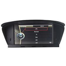 Auto GPS Navigation Headunit For BMW 5 Series E60 520i 525i 2003-2010