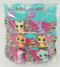 Littlest Pet Shop Mini Collection - 6 Teeny Tiny Pets - New