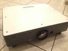 Panasonic PT-D5600,D5600U,D5600UL DLP XGA HD Projector 5000 LUMENS,ONLY 844 HRS!