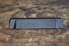 BMW E30 Engraved Door Handle