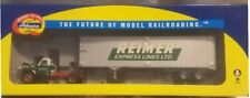 """Athearn Reimer Mack """"B"""" Tractor Truck & 40' Trailer~New Old Stock~Ho Scale"""
