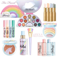 TOO FACED 'Life's a Festival' Rainbow Unicorn Collection ~ YOUR PICK ~ FAST SHIP