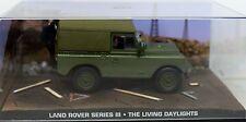 James Bond 007-Land Rover Series III-The Living Daylights