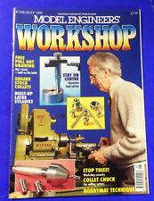 Model Engineers Workshop Magazine Jun/July 1991 Lathe Metalwork Myford Super 7