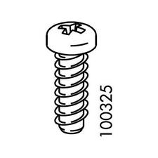 3x Ikea MRX Screw M6  Furniture Replacement 14mm length Part # 107624