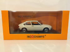 Maxichamps 940120101 Alfa Romeo Alfasud 1972 White 1:43 OFFER