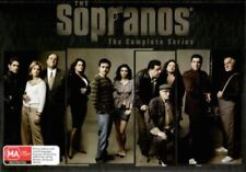 The SOPRANOS - Complete Series Seasons 1 2 3 4 5 6 Collection : NEW DVD