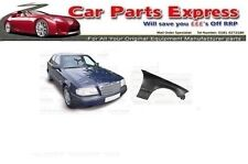 MERCEDES C CLASS W202 1993 - 2001 FRONT WING PAINTED ANY COLOUR RIGHT SIDE O/S
