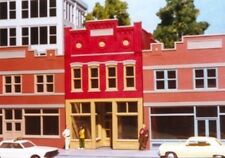 Smalltown USA/RIX -HO #699-6002 City Buildings -- Tony's Gym - NIB