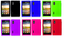 Silicone Soft  Case Cover for LG Optimus Extreme L40G / L5 / E610 / E612 / E615