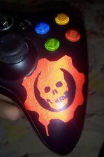 Gears Of War GOW Sticker MW3 for Controller Xbox PS3