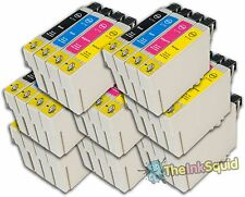 32 T0711-4/T0715 non-oem Cheetah Ink Cartridges fit Epson Stylus BX310FN
