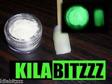 Glow in the Dark Nail Powder - For Acrylic or Varnish