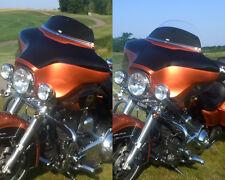 """Harley Davidson FLHT Adjustable Baggershield Windshield 5.5""""-8.5"""""""