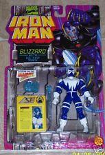 Marvel IRON MAN BLIZZARD Toybiz moc rare figure