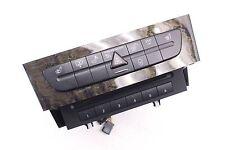 06 07 MERCEDES E350 211 TYPE CD CHANGER HAZARD ESP HEATED SEAT CONTROL PANEL OEM