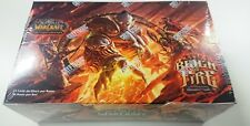 WOW TCG Italian Reign of Fire Booster Box Factory Sealed (Spectral Tiger LOOT*)