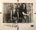 """Savatage 8"""" X 10"""" Promotional Press Photo Signed In-Person 1994"""