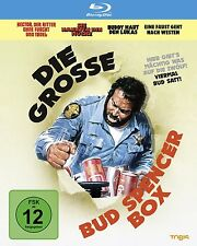 Die große Bud Spencer-Box - 4 Blu Rays - Neu u. OVP