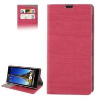 Handy Hülle Telefonhülle Kratzschutz Flip Quer Tasche für Sony Xperia Z1 L39h