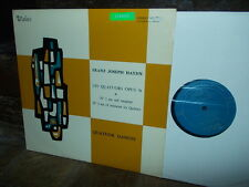 HAYDN: String quartets op.76 n°1 & 2 > Danish SQ Quatuor Danois / Valois stereo