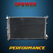3 Row 52MM Aluminum Radiator For Ford Falcon XR6 XR8 BA BF Turbo V8 AT MT 02-08