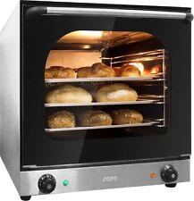 Heißluftofen Backofen Bräter Konvektomat Ofen  4 Bleche Gastronomie    NEU