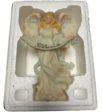 Seraphim Classics 1997 Gloria Angel Retired Figurine #78085 by Roman Inc.