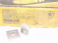 NEW SURPLUS 10PCS. VALENITE  SNMG 543  GRADE: VC7  CARBIDE INSERTS