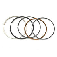 Piston Rings Kits fit for Yamaha YP250 Majesty 250 Bore Size 69.5mm +0.5mm o/s