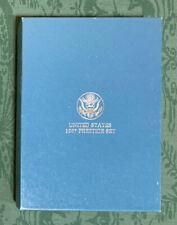 United States Mint 1987 Prestige Silver Proof Dollar Set
