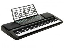 Junelily 61-Key Electronic Keyboard Piano Kit w/ 300 Built-in Tones & Demo Songs