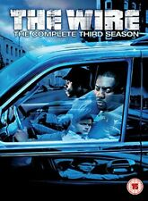 The Wire - Series 3 - Complete (5xDVD)