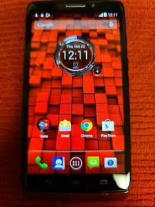 Motorola Droid MAXX XT1080M(Verizon) Unlocked Smartphone Cell Phone
