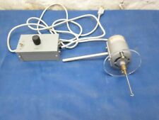 Dayton Grainger 2M057B Motor And Speed Controller Used