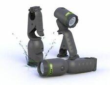 Waterproof 210 Lumens LED Torch and Flashlight - Blackfire Clamplight BBM905