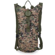 Hydration Pack Tactical Bicycle Camel Water Backpack Camping Hiking Camelback