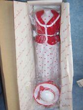 Princess Diana Royal Wardrobe by Danbury Mint (Red & White Polka Dot Suit) #11