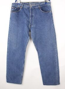 Levi's Strauss & Co Hommes 501 Jeans Jambe Droite Taille W40 L34 BDZ194